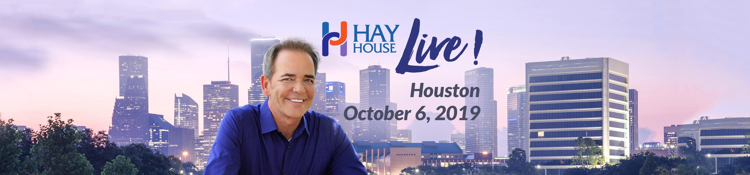 Hay House Live! Houston 2019 - John Holland