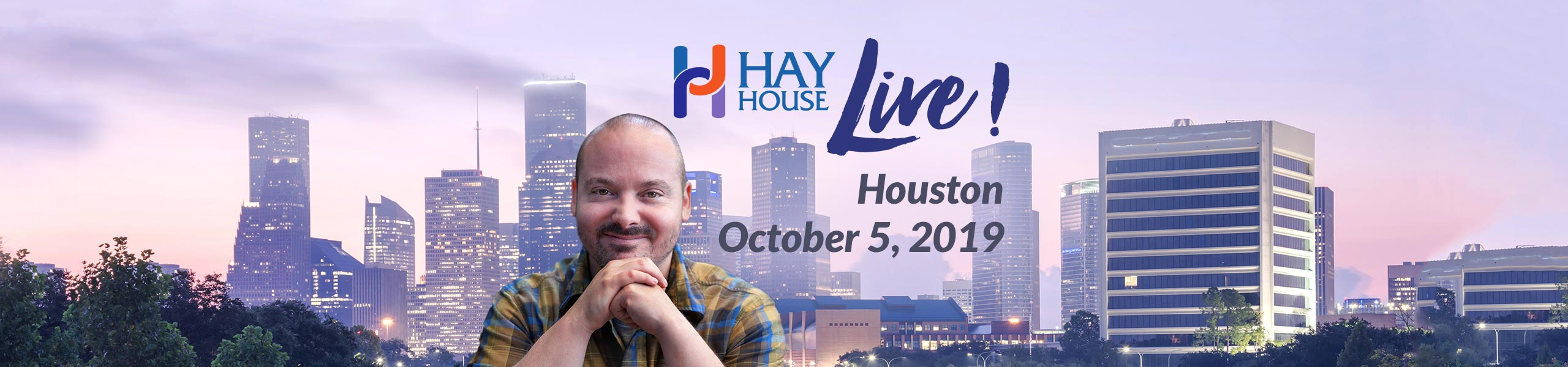 Hay House Live! Houston 2019 - Matt Kahn