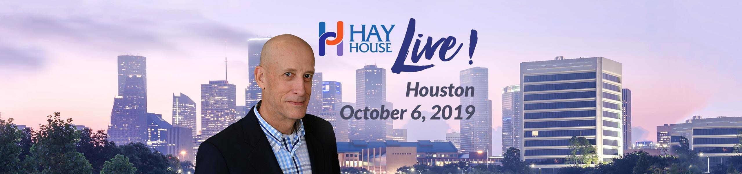 Hay House Live! Houston 2019 - Mike Dooley