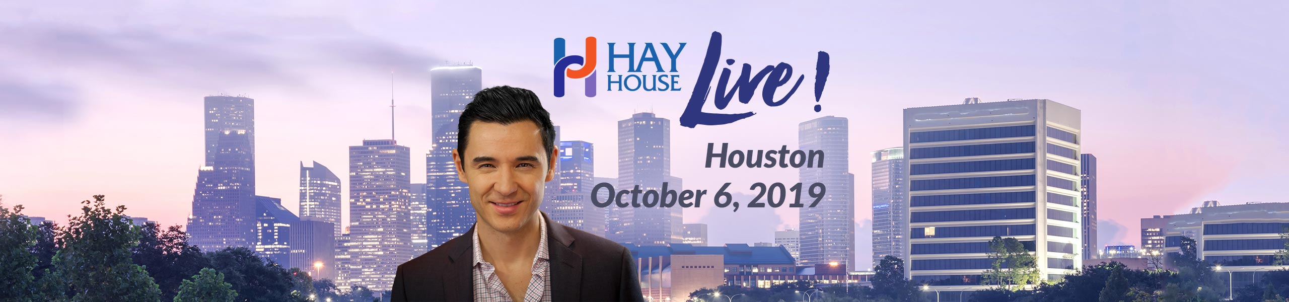 Hay House Live! Houston 2019 - Dr. Mike Dow
